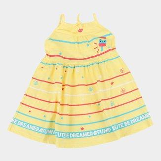 Vestido Infantil Kamylus Dreamer