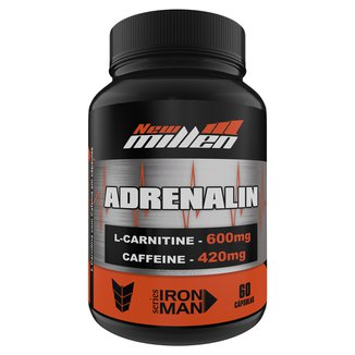 Adrenalin New Millen 60 Cáps