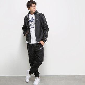 Agasalho Nike NSW Suit Basic Masculino
