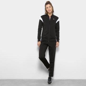 Agasalho Puma Classic Tricot Suit OP Feminino