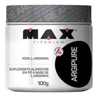 Argipure 100g - Max Titanium