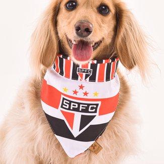 Bandana Pet São Paulo Tradicional