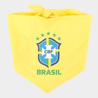Bandana Pet Seleção Brasil I RetrôMania