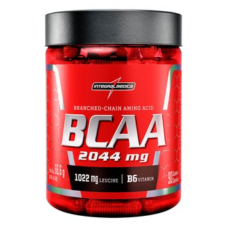 BCAA 2.1.1 90 Cáps - Integralmédica