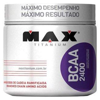BCAA 2400 450 Cáps - Max Titanium