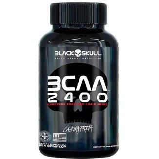 BCAA 2400 Black Skull 400 Tábs