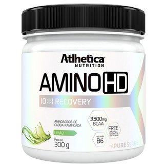 BCAA Amino HD 10:1:1 300g - Atlhetica Nutrition