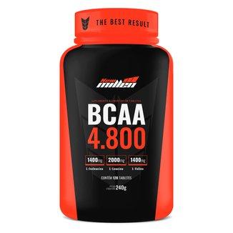 Bcaa Power 4.800 Mg New Millen - 120 Tab