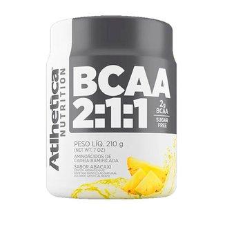 BCAA Pro Series 2:1:1  210 g - Atlhetica Nutrition