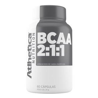 BCAA Pro Series 60 Cáps - Atlhetica Nutrition