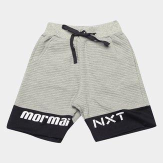 Bermuda Infantil Mormaii NXT Listras Masculina
