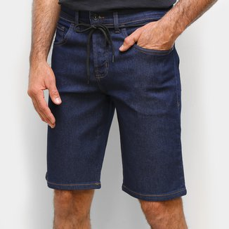 Bermuda Jeans Element Essentials Masculina