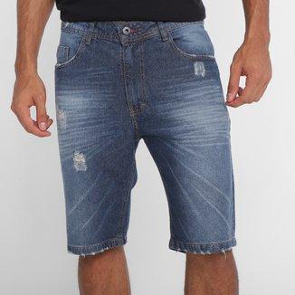 Bermuda Jeans Harris Nicoboco Masculina