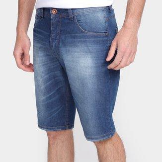 Bermuda Jeans HD Basic Masculina