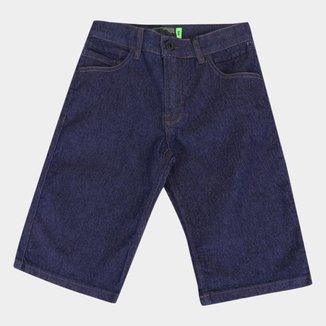 Bermuda Jeans Infantil HD Lisa Masculina
