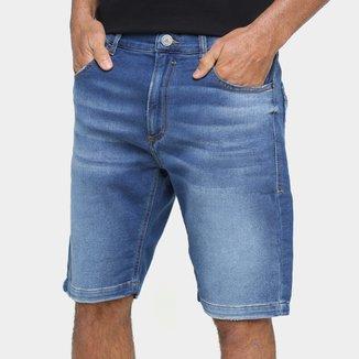 Bermuda Jeans John John Chelsea Clássica Masculina