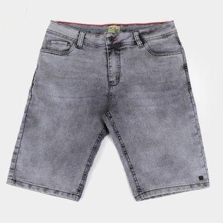 Bermuda Jeans Juvenil Nicoboco Tulum Masculina