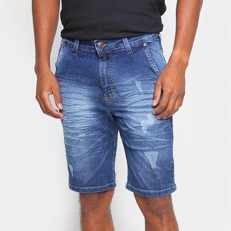 Bermuda Jeans Onbongo Masculina