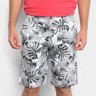 Bermuda Malwee Comfort Masculina