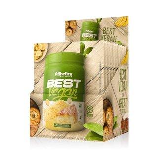 Best Vegan Display Atlhetica Nutrition c/ 10 Sachês