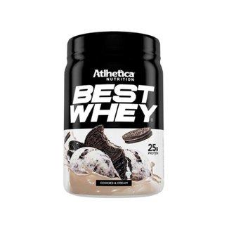 Best Whey 450g - Atlhetica Nutrition
