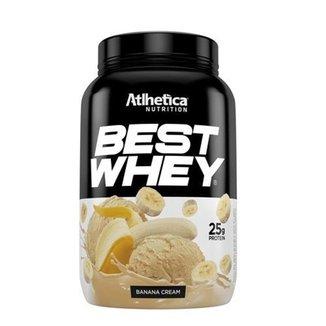 Best Whey 900g - Atlhetica Nutrition