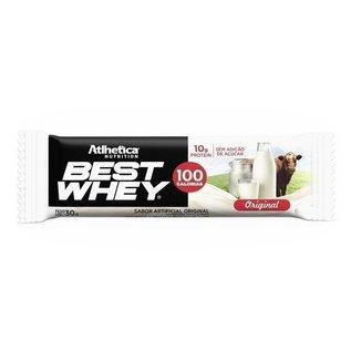 Best Whey Bar Display Atlhetica Nutrition 12 barras