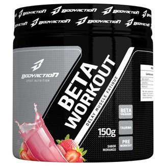 Beta Workout 150g - Body Action