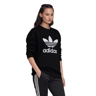 Blusa Adidas Trefoil Crew