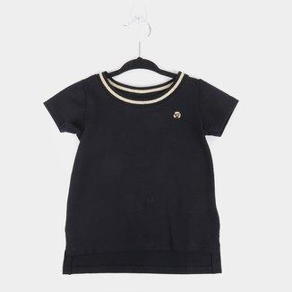 Blusa Bebê Milon Cotton Alongada Feminina