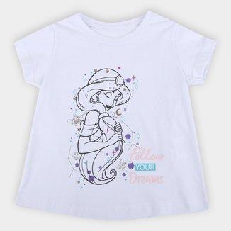 Blusa Infantil Disney Jasmine Dreams Feminina