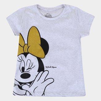 Blusa Infantil Disney Minnie Mouse Feminina