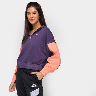 Blusão Nike Icon Clash Qz Mix Feminino