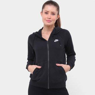 Blusão Nike Sportswear Essential Hoddie Feminino
