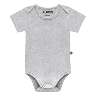 Body Bebê Brandili Cotton Masculino
