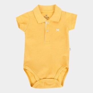 Body Bebê Hering Polo Piquet