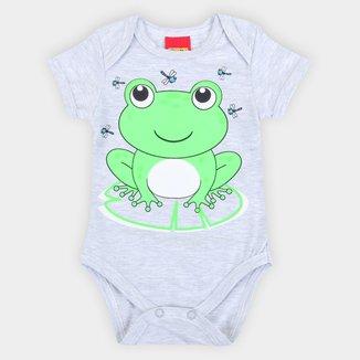 Body Bebê Kyly Sapinho Masculino