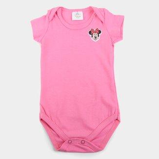 Body Bebê Marlan Básico Minnie Feminino