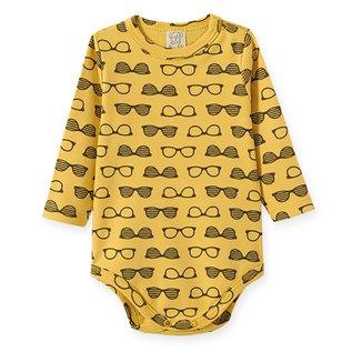 Body Bebê Pingo Lelê Suedine Manga Longa Suedine Masculino