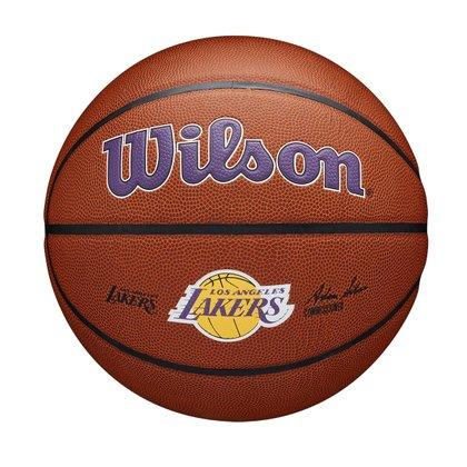 Bola de Basquete NBA Los Angeles Lakers Wilson Team Alliance #7