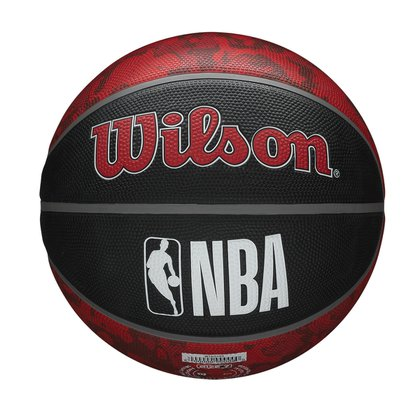 Bola de Basquete NBA Toronto Raptors Wilson Team Tiedye #7