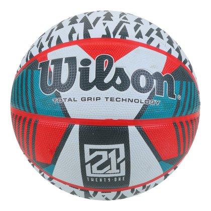 Bola de Basquete Wilson 21 Séries