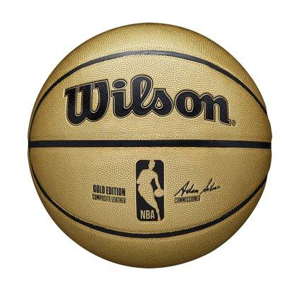 Bola de Basquete Wilson NBA Gold Edition #7