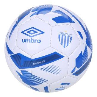 Bola de Futebol Campo Avaí Umbro Neo Pivot