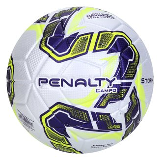 Bola de Futebol Campo Penalty Storm Fusion X