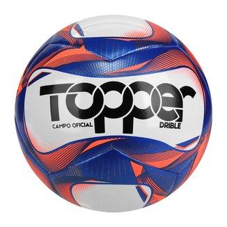 Bola de Futebol Campo Topper Drible 2019 Exclusiva
