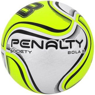 Bola de Futebol Society Penalty 8 X
