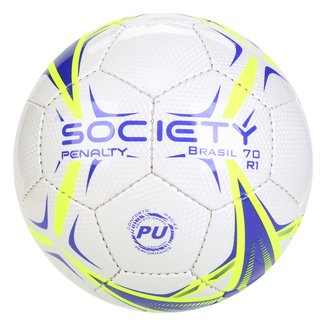 Bola de Futebol Society Penalty Brasil 70 R1 X
