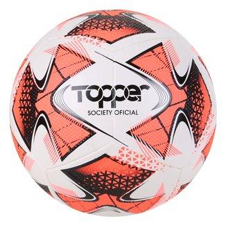 Bola de Futebol Society Topper 22