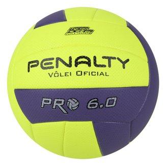 Bola de Vôlei Penalty 6.0 Pro X